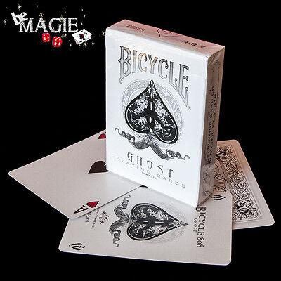 Jeu GHOST Bicycle - Tour de magie - cartes - Poker | eBay