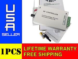 Music-Sound-Sensitive-Wireless-RGB-LED-Strip-Light-Controller-144W-from-USA