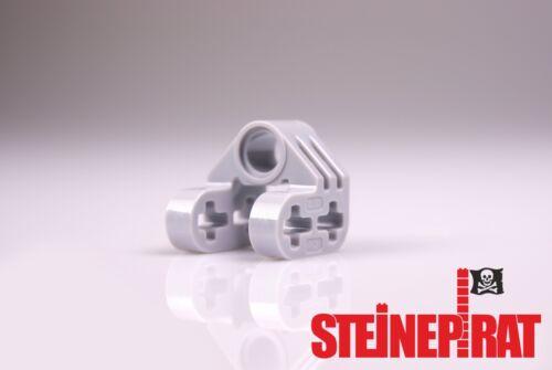 Verbinder Kreuzachse Winkel Pin -NEU- LEGO® 4x 92907 hellgrau 4630114