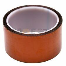 200mm 100ft High Temperature Bga Heat Resistant Kapton Tape Polyimide