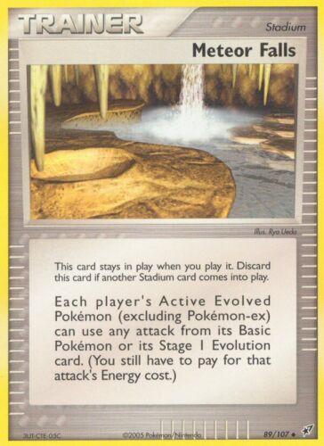 Pokemon TCG EX Deoxys Reverse Holo Uncommon Cards