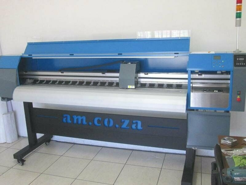 F1-1600D FastCOLOUR ONE 1600mm Printing Area Large Format PrinterDouble Printhead