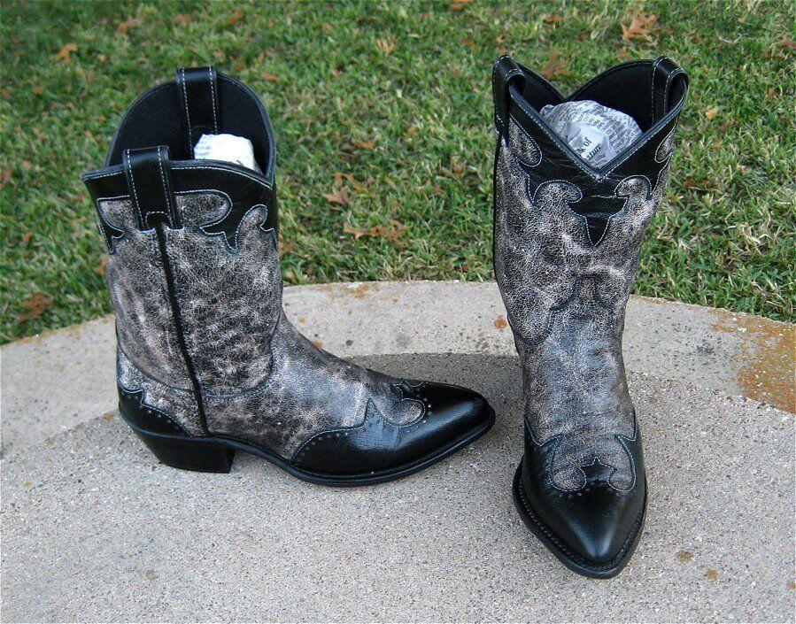 Designer Cowgirl Stiefel 7.5`M Günstige und gute Schuhe