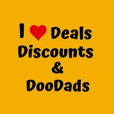 Deals Discounts and DooDads