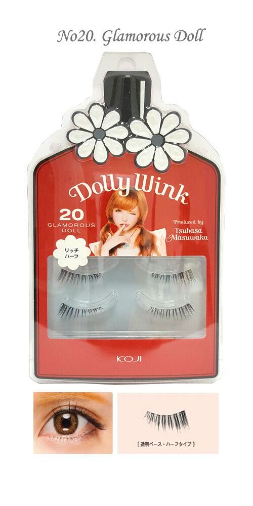Dolly Wink Eyelash No20 G Doll Ebay