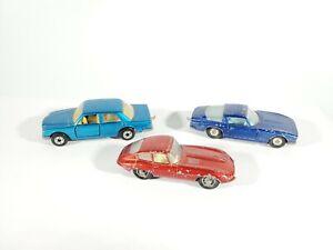 Vintage-Lesney-Matchbox-Superfast-1-64-Scale-Diecast-Car-LOT