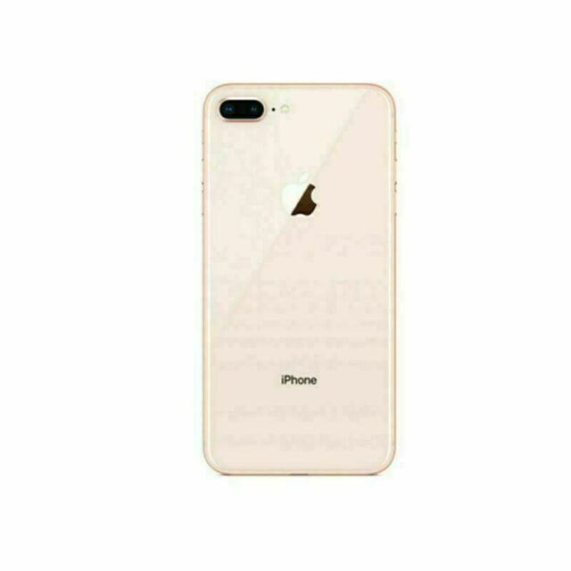 NEW iPhone 8 Plus 8+ Apple 256GB Factory Unlocked Smartphone iOS WiFi GOLD