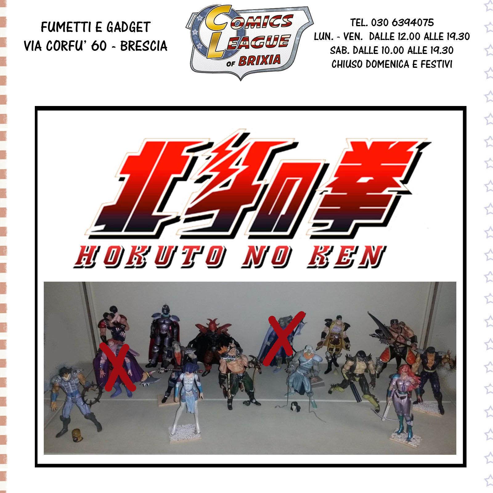buen precio Set 13 Acción Figura Hokuto Hokuto Hokuto no Ken FIST OF THE NORTH Estrella - XEBEC KAIYODO  buena calidad