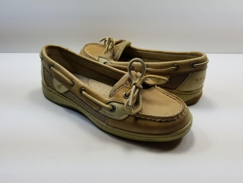 Sperry Para Mujer Mujer Mujer Zapatos Náuticos Marrón-Tamaño 6M  soporte minorista mayorista