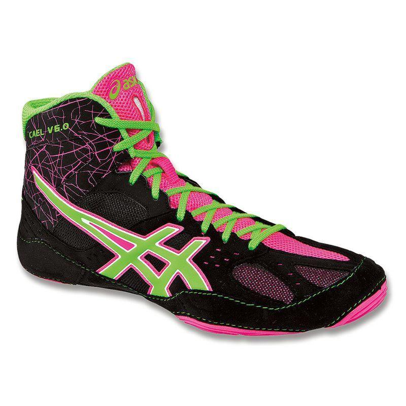 NEW ASICS CAEL CAEL CAEL v6.0 WRESTLING scarpe 9   41.5 - KICKBOXING   MARTIAL ARTS   MMA 79b6e6