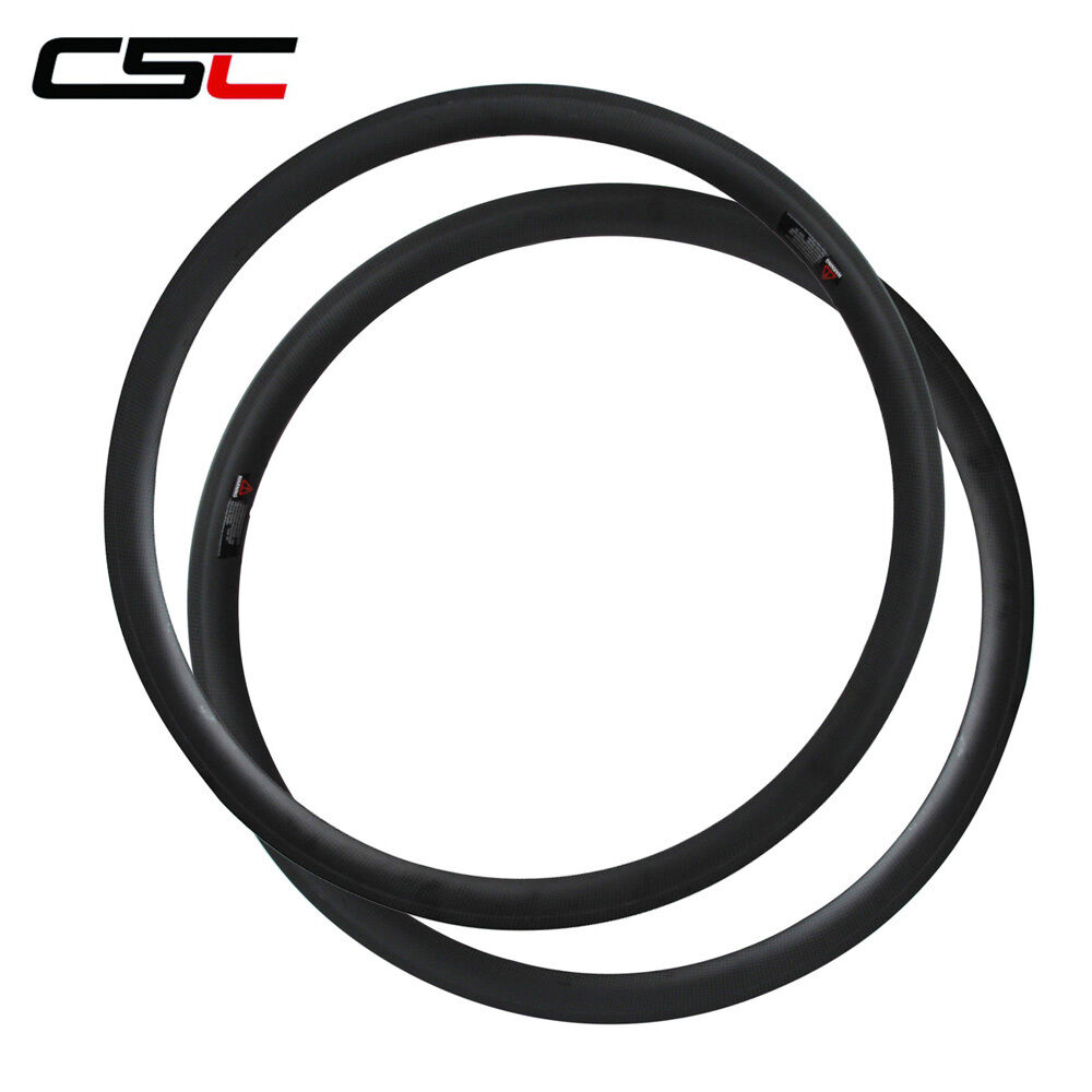 CSC 650C  38mm clincher carbon fiber bicycle rim  free shipping on all orders