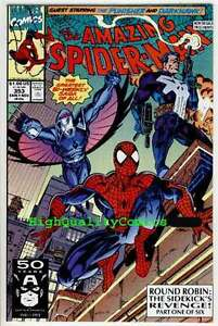AMAZING-SPIDER-MAN-353-NM-Mark-Bagley-Punisher-more-ASM-in-store