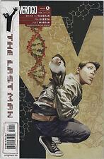 Y: The Last Man #1 (2002, DC/Vertigo) Brian K Vaughan, Guerra, 1st Print, F/VF-