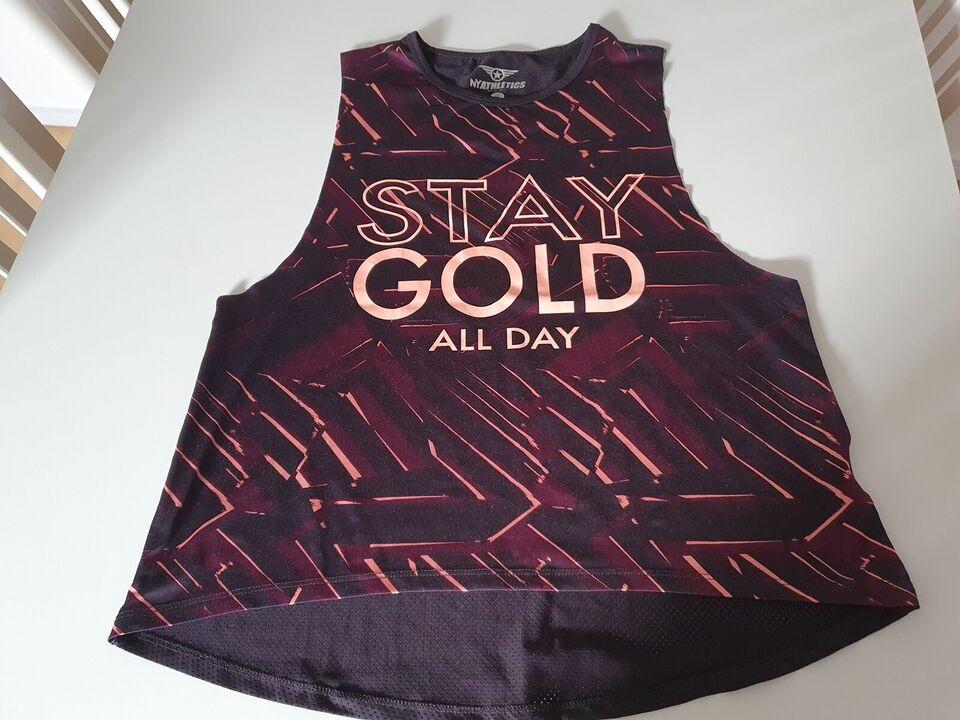 Andet, Top, NyAthletics Stay Gold