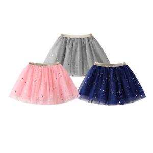Kids-Girls-Sequins-Princess-Tutu-Skirts-Dance-Show-Party-Prom-Short-Mini-Dresses