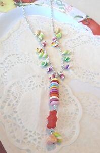 Collier-Gourmandises-Bonbons-candy-en-Fimo-idee-cadeau-unique-sachet-offert