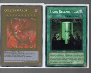 Brain Research Lab ANPR-EN057 Yugioh Card Verzamelingen kaartspellen