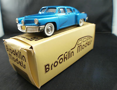 Autos, Lkw & Busse Brooklin Brk 2x Tucker 1948 Tucker Film Souvenir 1988 Neu Selten Neuwertig Waren Des TäGlichen Bedarfs