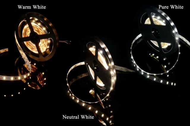 High Quality LED Strip Light Warm/Pure/Neutral White CRI 80+ 5630 Non-waterproof