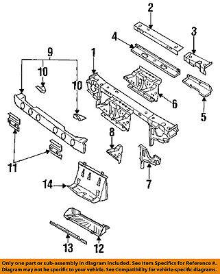 Saturn GM OEM SL2 Radiator-Coolant Overflow Expansion Reservoir Tank 21030881