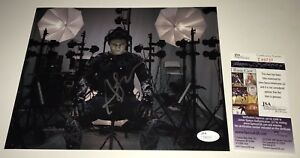 Andy-Serkis-THE-LAST-JEDI-Snoke-Signed-8x10-Photo-STAR-WARS-Autograph-JSA-COA