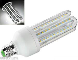 Bombilla-E27-Tubular-4U-72-LED-12W-Luz-Blanca-6500k-1080-Lumens-BAJO-CONSUMO