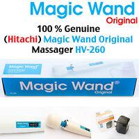 Genuine Hitachi Magic Wand Original ☆☆ Full Body Massager ☆ Discreet Delivery ☆