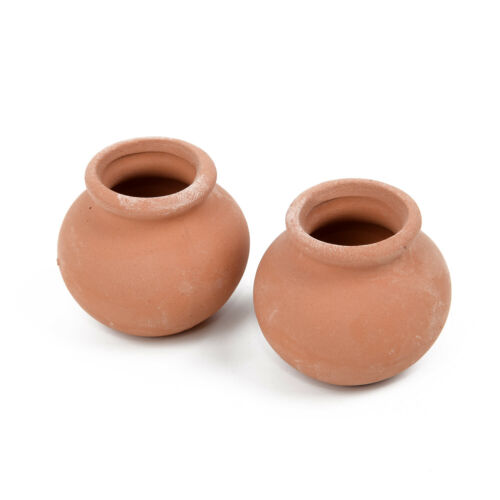 Mini Ceramic Pot Succulent Plant Container Flower Planter Garden Home Decor 2pcs