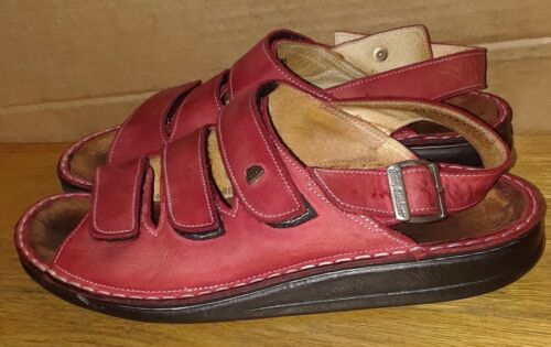 Finn Comfort Women's Sylt 82509 Sandal. Size EU 38
