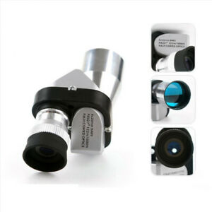 Mini-8X-20mm-HD-Pocket-Corner-Optical-Monocular-Telescope-Microscope-Ey-WAV