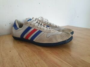 save off many fashionable thoughts on Adidas Net 80 Baskets Taille UK 8 tennis de table RARE | eBay