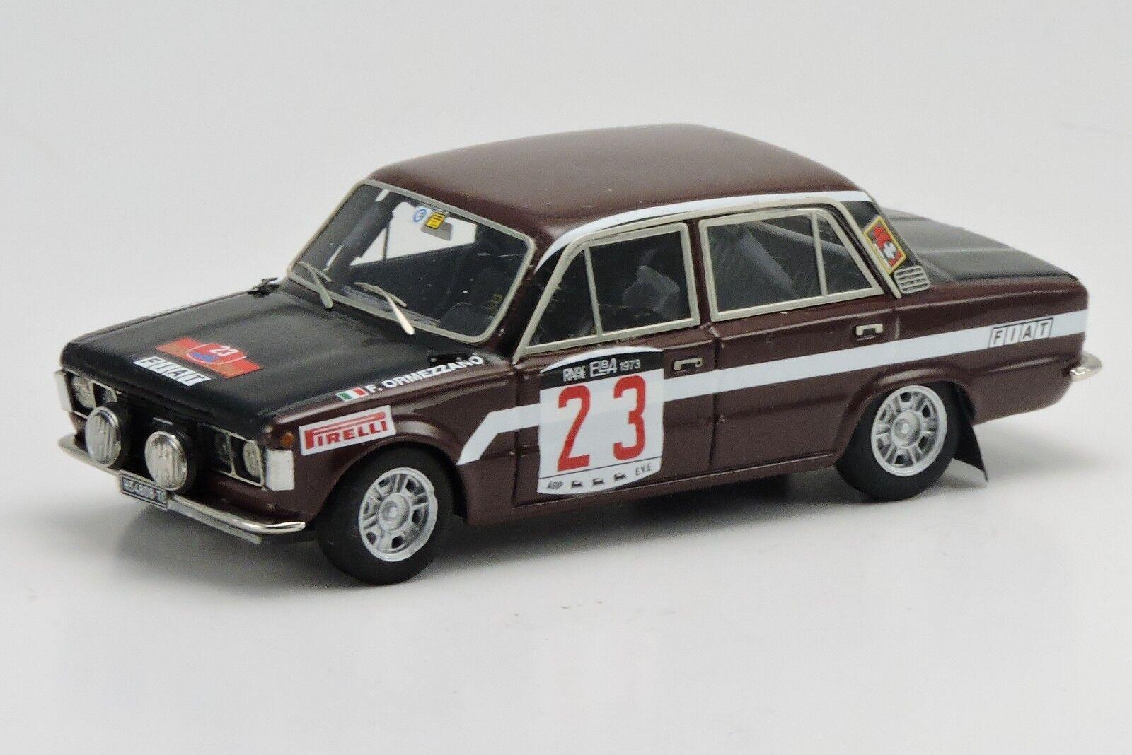 kit Fiat 124 ST Gr.1  23 Rally Elba 1973 - Arena Models kit 1 43