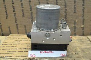 2011-2014-Nissan-Maxima-ABS-Pump-Control-OEM-47660ZY90C-Module-282-10c6
