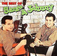 Santo & Johnny : Best of CD (1997)