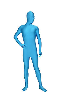 Fancy Dress Party Lycra Spandex Bright 2nd Skin Zentai Costumes Bodysuit Unitard
