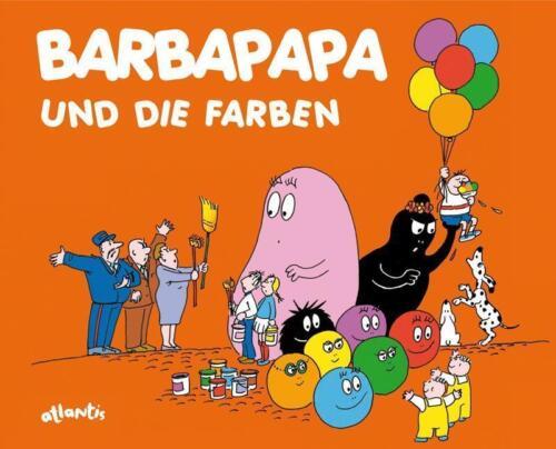 1 von 1 - Barbapapa und die Farben von Annette Tison