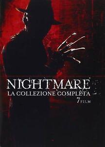 Nightmare-La-Collezione-Completa-Cofanetto-7-Dvd-Nuovo-Sigillato