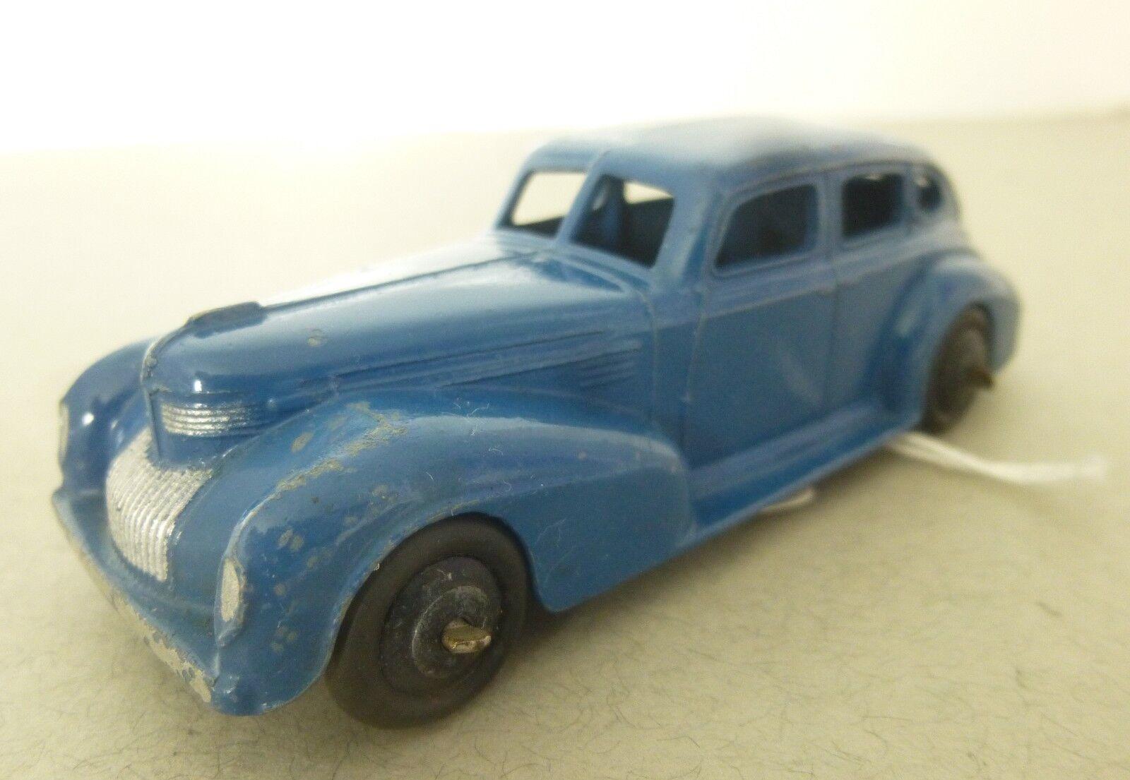 Early Dinky Toys post guerra 39 serie auto estadounidense Chrysler Royal Sedan