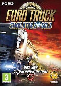 Euro-Truck-Simulator-2-Gold-PC-DVD-New-amp-Sealed-Disc-FREE-amp-FAST-DELIVERY