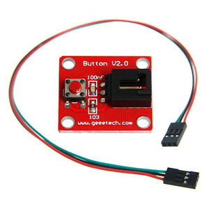 Details about on V2.0 module push on with free 3pin jumper wire for on
