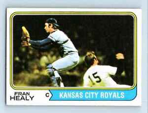 1974-Topps-Fran-Healy-238