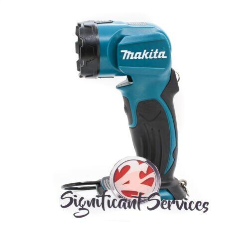 New Makita DML815 18V LXT Li-Ion Cordless LED Flashlight Work Light Black