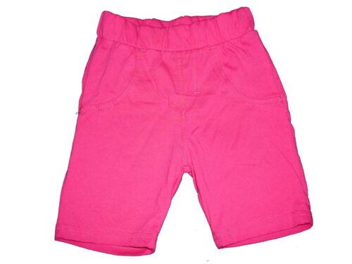 80 in dunklem rosa !! NEU Dopodopo kurze Hose Shorts Gr