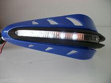 Azul LED Protectores Moto Enduro Streetfighter TDM Ttr Yzf Gsx WRF DTR XT