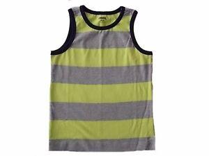 NWT-Boy-039-s-Gymboree-Mix-n-039-Match-striped-tank-top-shirt-2T-4T