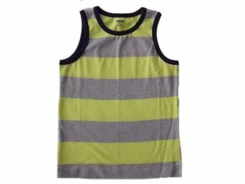 NWT Boy/'s Gymboree Mix n/' Match striped tank top shirt 12 18 24 months 2T 3T 4T