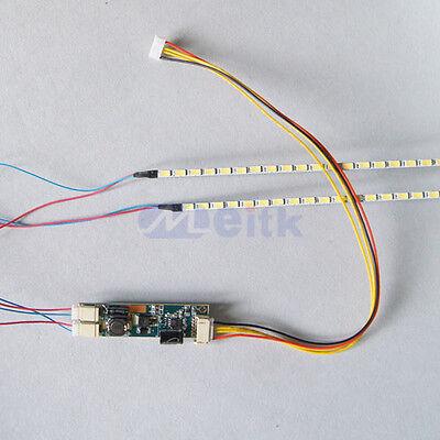 352mm Adjustable Brightness LED Backlight Strip Kit,Update 17inch LCD to LED