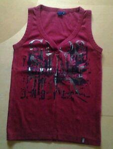 Cecil-Shirt-Damenshirt-Gr-S-rot