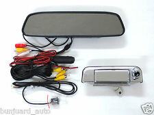 TAILGATE HANDLE CAMERA WITH REAR VIEW MIRROR TOYOTA HILUX MK3 MK4 MK5 89 90-04