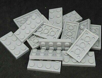 Blue x16 Lego Plate 2x4 3020